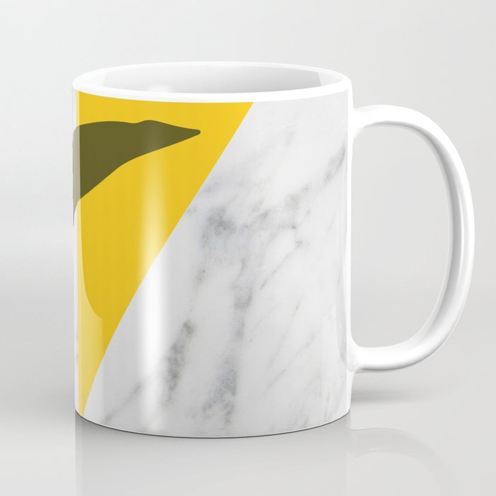 Tropical Marble Coffee Mug