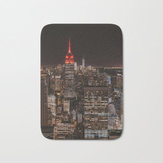 New York NY Bath Mat