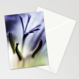 Freesia flowers Stationery Cards