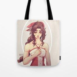 Aerith Tote Bag