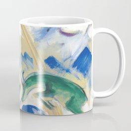 """Franz Marc """"Gemsen (Chamoises)"""" Coffee Mug"""