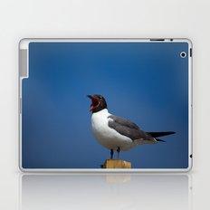 Laughing Gull Laptop & iPad Skin