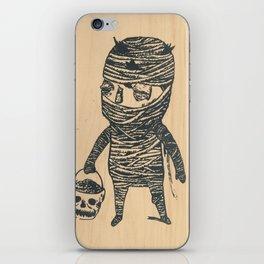 Mummyboy iPhone Skin
