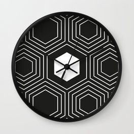 HEXBYN2 Wall Clock