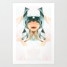 Pineal Art Print