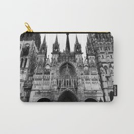 Rouen Cathedral #2 Carry-All Pouch