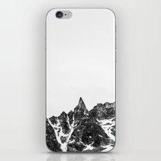 Minimalist Mountain iPhone & iPod Skin