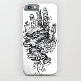 Dead Hand iPhone Case