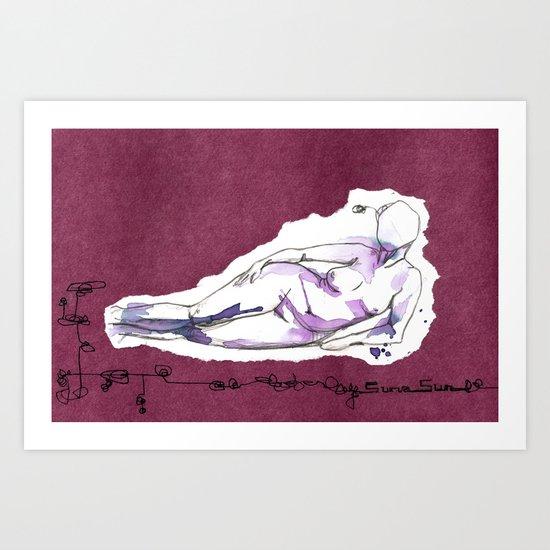 lasincara Art Print