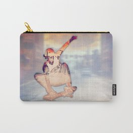 The Skateboarder Carry-All Pouch