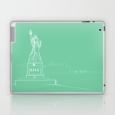 New York by Friztin Laptop & iPad Skin