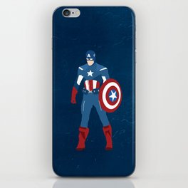 The Super Soldier iPhone Skin