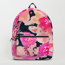 Pink In the Dark Backpack
