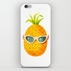 Mrs. Pineapple iPhone & iPod Skin