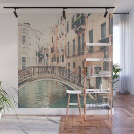 wandering the streets of Venice ... Wall Mural