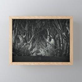 The Kingsroad Framed Mini Art Print
