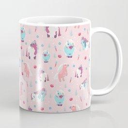Pretty Ponies Coffee Mug