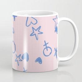feminist pattern Coffee Mug