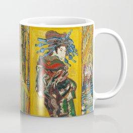 Japonaiserie by Vincent van Gogh Coffee Mug