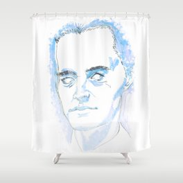 Dale Cooper Shower Curtain