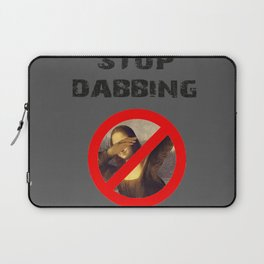 Stop dabbing! Laptop Sleeve