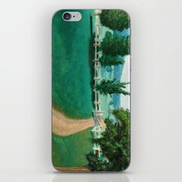 Countryside in England iPhone Skin