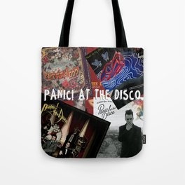 panic! fever Tote Bag