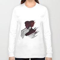 roman Long Sleeve T-shirts featuring roman godfrey by mayra