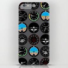 Flight Instruments iPhone 6s Plus Slim Case