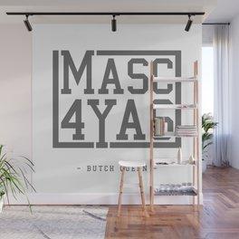 BQ - Masc4Yas Wall Mural