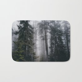 Into the forest we go Bath Mat