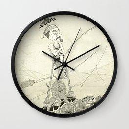 Seaman Holidays Wall Clock