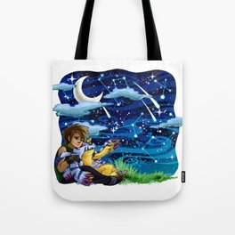 constellations Tote Bag