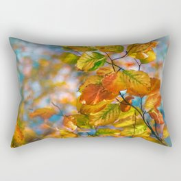 Autumn Dancers Rectangular Pillow
