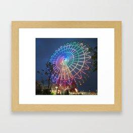 Pallet Town Japan Framed Art Print