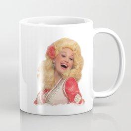 Dolly Parton - Watercolor Coffee Mug