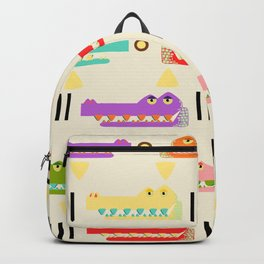 Contemporary Glyphs Backpack
