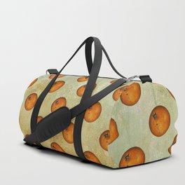 ORANGE Duffle Bag
