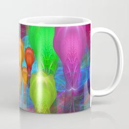 Alien Family Coffee Mug