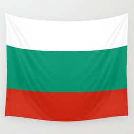 Flag: Bulgaria Wall Tapestry