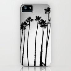palm trees land iPhone (5, 5s) Slim Case