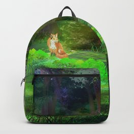 Fox in the Forest Backpack