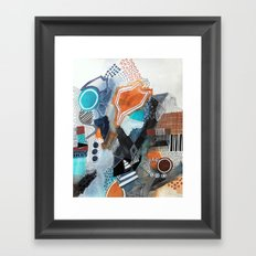 Architectural Framed Art Print