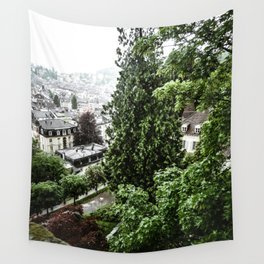 European View Wall Tapestry