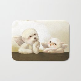 Cherubs Bath Mat