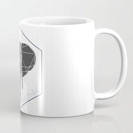 etch44 elephant icon dark & solid Coffee Mug