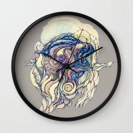 Сelestial fantasy Wall Clock