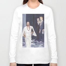 Alexandria Ocasio-Cortez Long Sleeve T-shirt