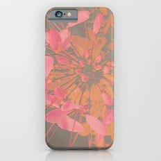 summer flower iPhone 6s Slim Case