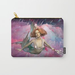 Intergalactic Space Sirens the Universal Flying Mermaids of Our Dreams Carry-All Pouch